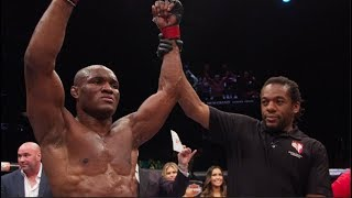 Fight Night Santiago: Kamaru Usman - Opportunity of a Lifetime