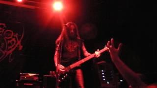 Archgoat Live February 2017 at Club Red Mesa, AZ