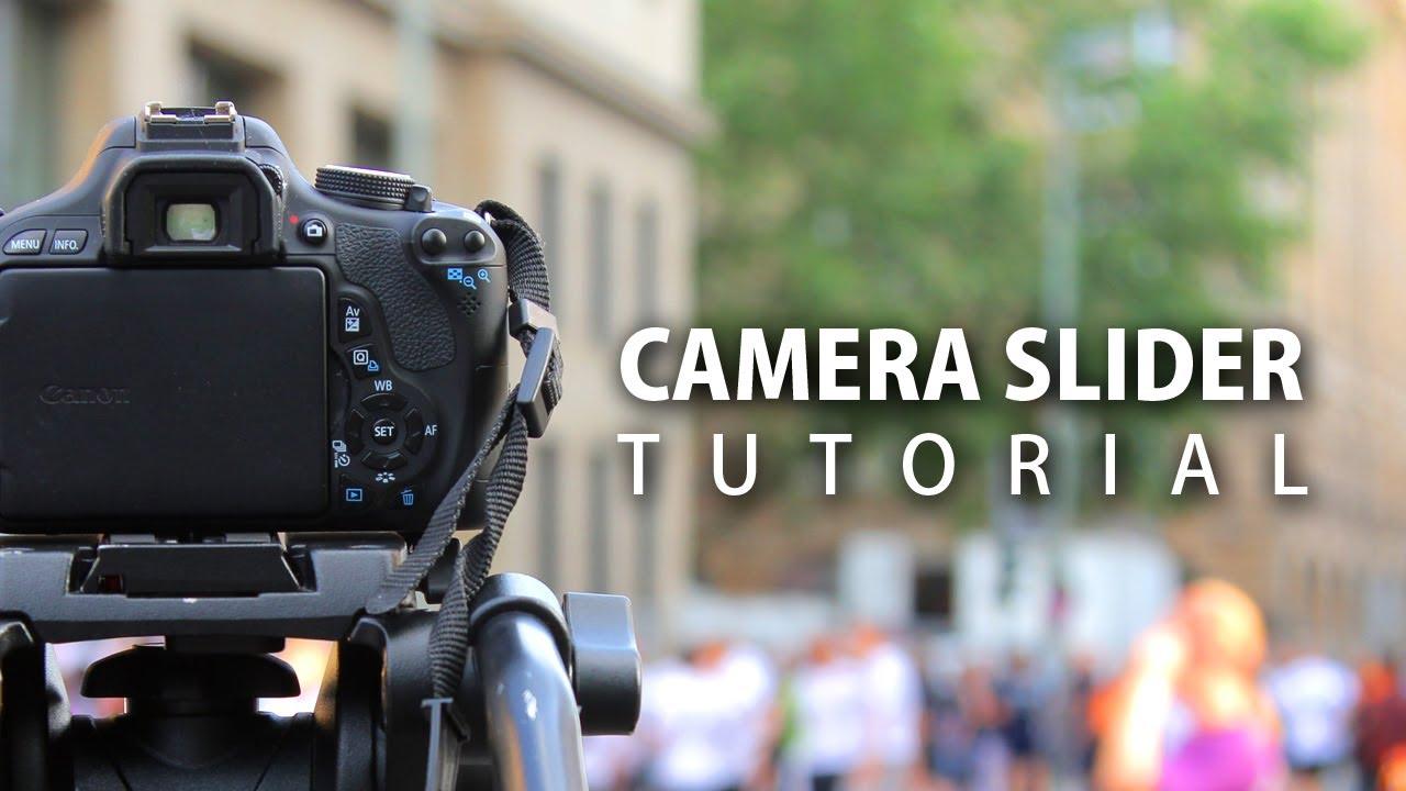 Dslr Slider Techniques Camera Slider Dslr Editing