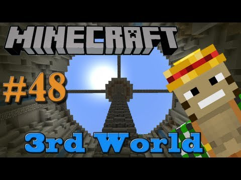 Spider Separator - Minecraft 3rd World LP #48