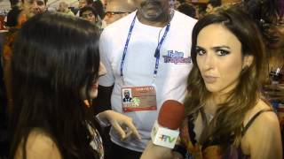 Carnaval Plus TV 2015 || Tatá Werneck curte Camarote Folia Tropical