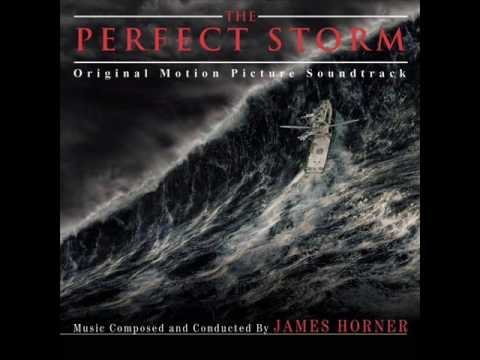01 - James Horner - The Perfect Storm Score video