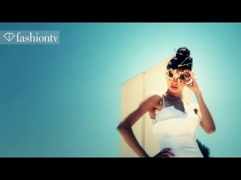 Mimi Bridal Collection 2012 - Photoshoot | FashionTV