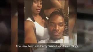 Fetty Wap Sex Tape Leaks Online With Alexis Skyy