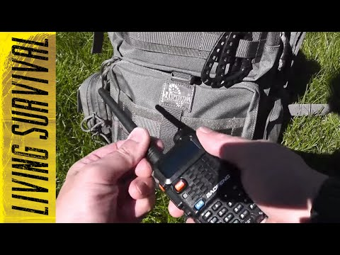 Survival Communication Baofeng BF-F8+   Living Survival