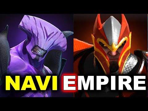 NAVI vs EMPIRE - CIS Semi-FINAL - Summit 8 Minor DOTA 2