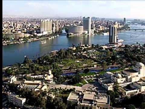 Cairo City in Egypt
