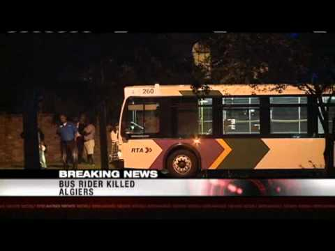 1 Killed In Bus Accident