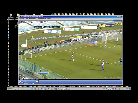 COMO VER CANALES DE SOPCAST EN HD CON WINDOWS MEDIA PLAYER