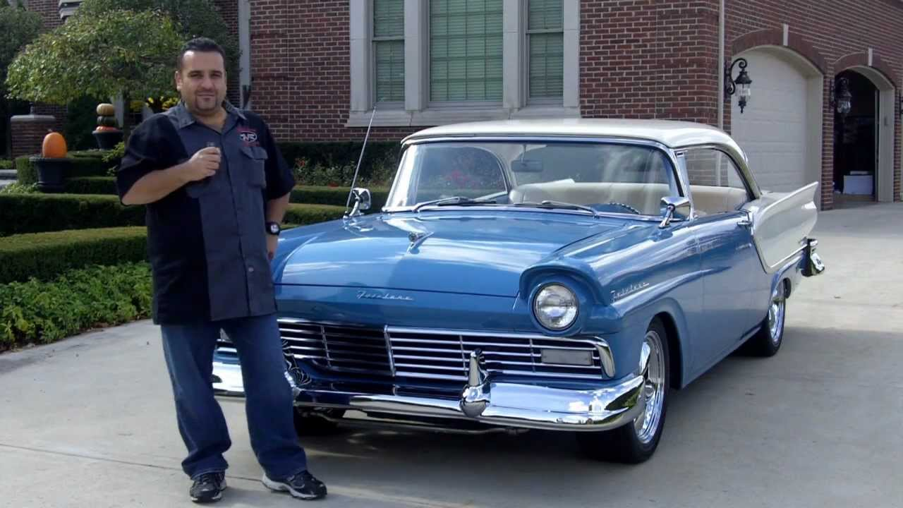 1957 Ford Fairlane Restomod Classic Muscle Car For Sale In Mi Vanguard Motor Sales