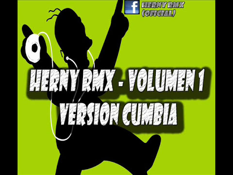 11 - Camuflaje - ALEXIS & FIDO - (Herny Rmx) - Version Cumbia - Volumen 1