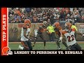 Jarvis Landry S Unbelievable 63 Yd Bomb To Breshad Perriman Browns Top Plays mp3