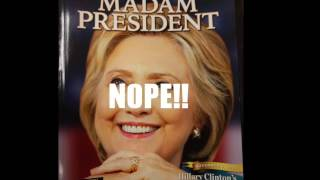 Whining Crying Rioting Hillary Millennial Theme Song - Dana Kamide