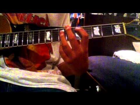 How to play Blitzkrieg Bop by the Ramones- Easy Rock Guitar Lesson