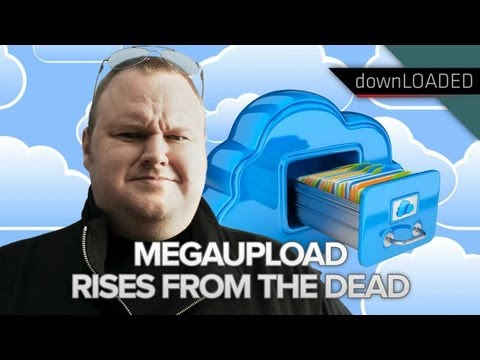 Kim Dotcom: File-sharing Kingpin Starts New Website