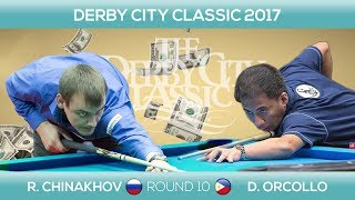 Ruslan CHINAKHOV - Dennis ORCOLLO | Derby City Classic 9-BALL 2017