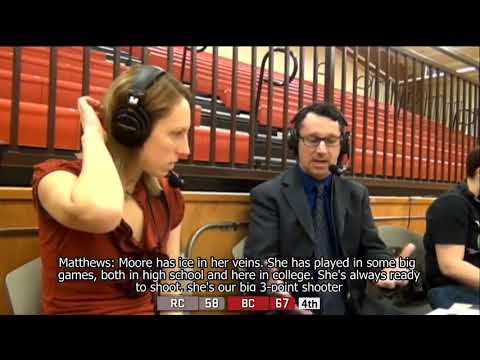 Interview With BC Coach Sarah Mathews After Win vs. Roanoke