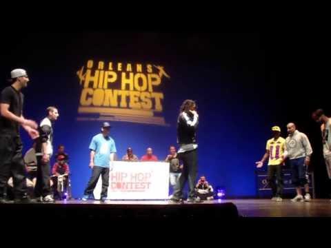 Hip Hop Contest 2013 - Sans Limites Vs Arabik Flavour video