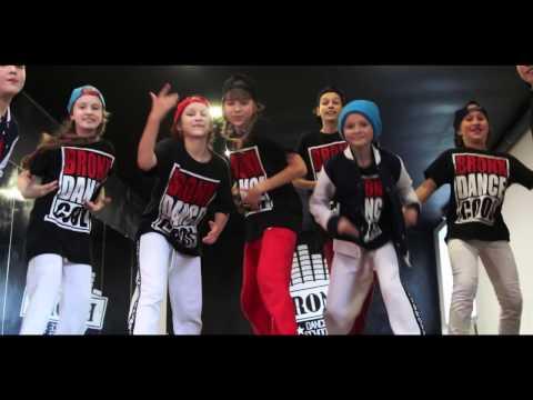 Bronx Kids Hip-Hop dance FEEL HAPPY by Enrythm