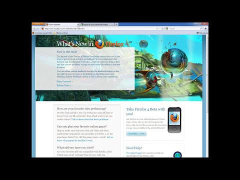 Descargar E Instalar Mozilla Firefox 4.0 RC [NO ES BETA]