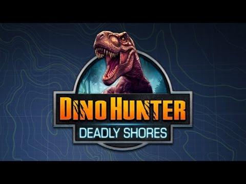 Dino Hunter: Deadly Shores - iOS / Android - HD (Sneak Peek) Gameplay Trailer
