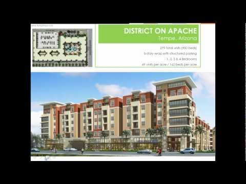 ROCK Apartment Transaction Webinar - The Growing Need for Student Housing (March 2013)