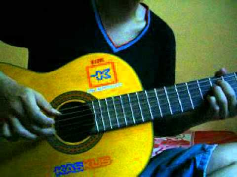 Lenka - trouble is a friend (cover) nathan fingerstyle