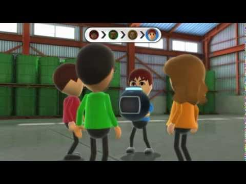 Wii Party U - Countdown Crisis