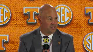 Jeremy Pruitt talks about Phillip Fulmer