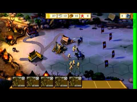 Total war battles shogun android gameplay