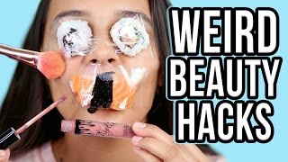 WTF Viral Beauty Hacks AROUND THE WORLD! Natalies Outlet