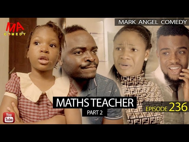MATHS TEACHER Part 2 (Mark Angel Comedy) (Episode 236) thumbnail