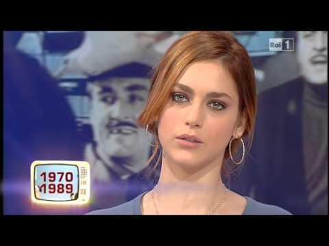 Miriam Leone @ UnoMattina in Famiglia (09.03.13)