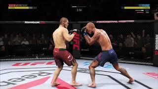 EA SPORTS™ UFC® 3: Khabib Nurmagomedov is Unstoppable