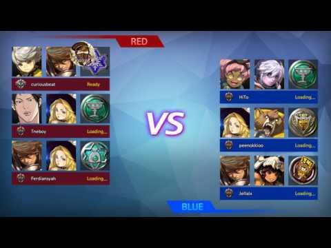 Arena Masters: Legend Begins - Ren + Pyros combo [Team Ranked Match]