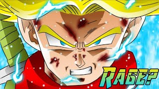 Super Saiyan Rage (Rage Trunks) Explained [Hindi]