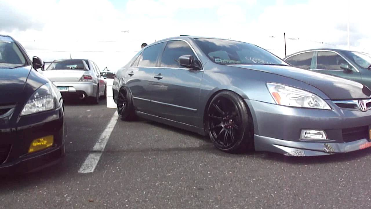 Honda Accord Stanced Youtube