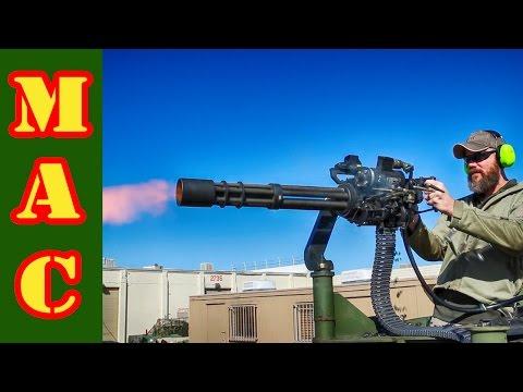 Machine Gun Tourism Battlefield Las Vegas