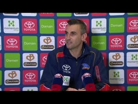 Scott Camporeale Post-Match Presser R23