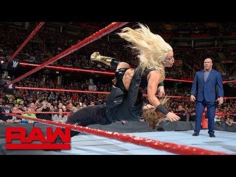 Ronda Rousey meets Absolution: Raw, March 26, 2018 thumbnail