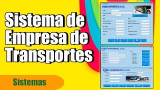 SISTEMA DE TRANSPORTES EN VISUAL BASIC Y SQL SERVER 2008