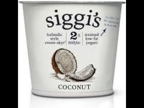 Siggis Icelandic Skyr Yogurt Product Share and Review!  Noreen's Kitchen