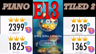 Piano Tiles 2 (Don't Tap...2) E13 Sonatina Op.36 No.3 Etude Op.299 No.39 Walkthrough Android