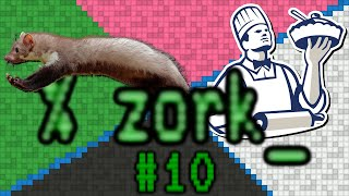 Let's Play Zork with Yahweasel Part 10 — EVERYTHING is a trophy!