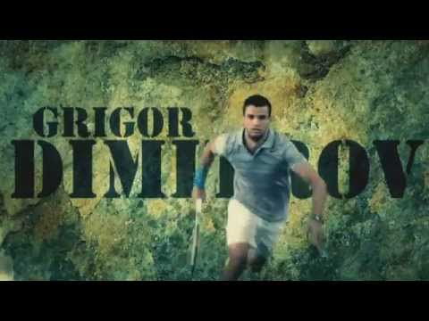 Grigor Dimitrov ►Just Watch ► Admire (HD)
