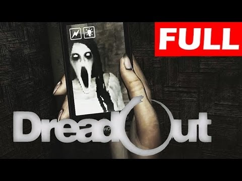 DreadOut Walkthrough Full Horror Game Let's Play No Commentary 1080p HD Gameplay Trailer