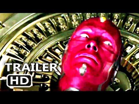 "AVENGERS: INFINITY WAR ""Shuri Saves Vision"" Movie Clip (New, 2018) Superhero Movie HD"