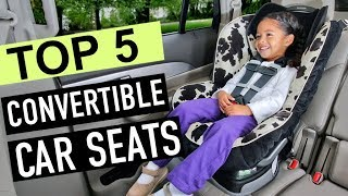 BEST 5: Convertible Car Seats 2018