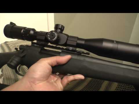 Budget 308 Precision Rifle - Remington 700 SPS Tactical