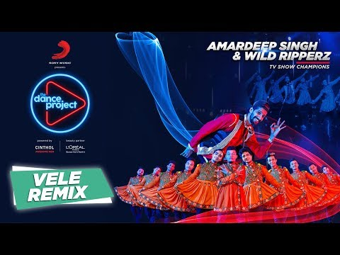 Vele - Hip Hop Mix | Amardeep Singh | Wild Ripperz | Student Of The Year